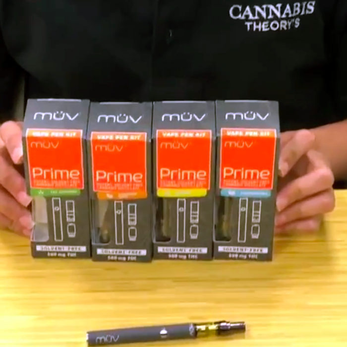 Muv Product: Distillate Cartridge